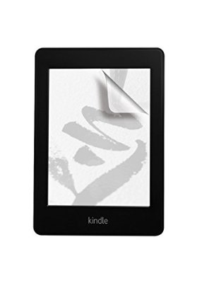 【 Kindle, Kindle Paperwhite 保護フィルム】Digio2 液晶保護フィルム フッ素コーティング 反射防止 抗菌 気泡レス加工 2枚入り