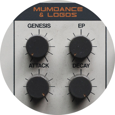 Mumdance and Logos - Genesis EP - Keysound - Bleep - Your Source for Independent Music - Download MP3, WAV and FLAC, Buy Vinyl, CD and Merchandise