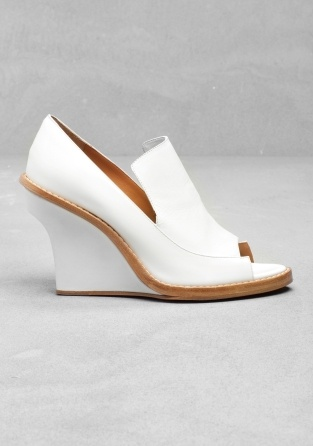& Other Stories ☆WEDGE SHOES♪(9470177):BUYMA (バイマ)