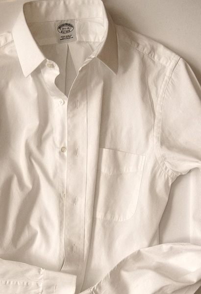 Spring 2010 – Brooks Brothers Extra Slim Fit Shirt | Made To Measure