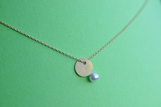 Rhythm Necklace (tortue) - SOURCE objects