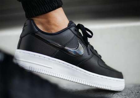 "Nike Air Force 1 Low ""Black Iridescent"