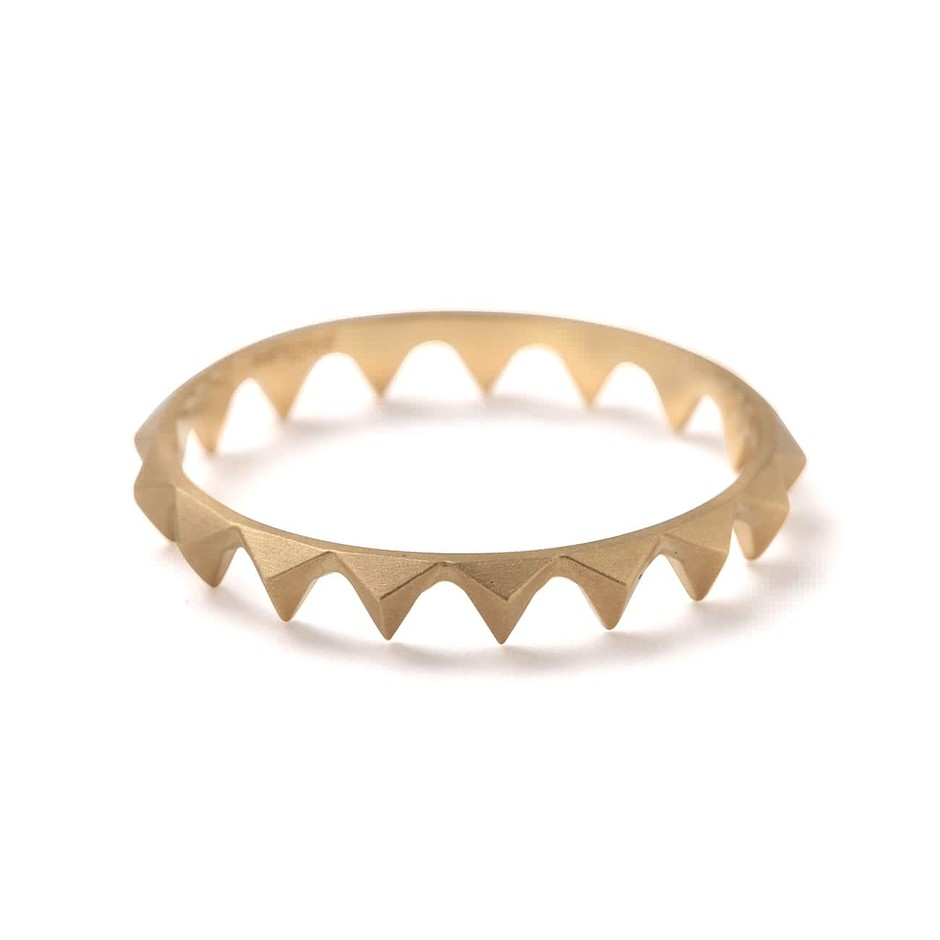 mame online store / shihara x mame Studs Ring | mame