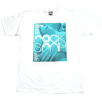 Rocksmith - Sex Talk - White - Men's T-Shirt - Underground Hip Hop - Store