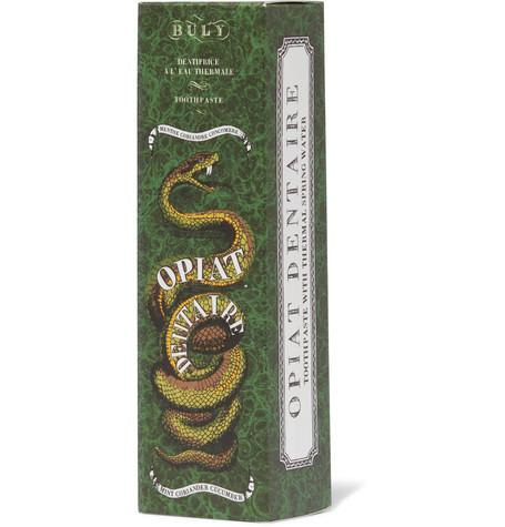 Buly 1803 - Opiat Dentaire Toothpaste - Mint, Coriander & Cucumber, 75ml