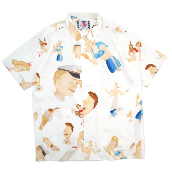 RS AROHA SHIRT   NEW ARRIVAL を通販   SUPPLY TOKYO online store