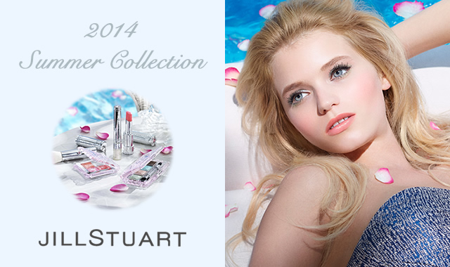 JILL STUART 2014 Summer Collection