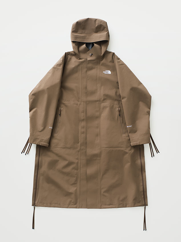 THE NORTH FACE × HYKE