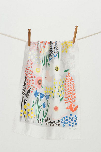 Prescott Dishtowel - Anthropologie.com