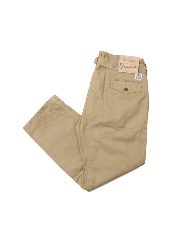 ENDS and MEANS Army Chinos   DOCKLANDS Store