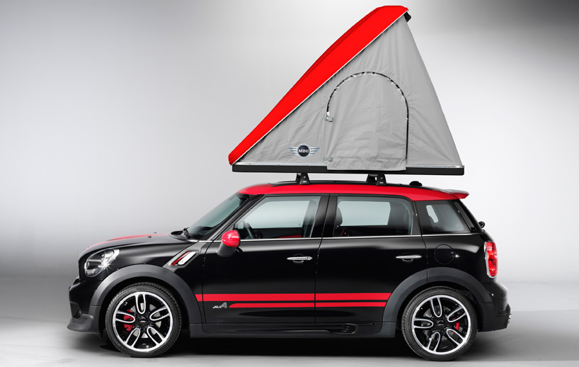 MINI Goes Camping: Cowley Caravan and Swindon Tent - Photo Gallery - Image 12 - autoevolution