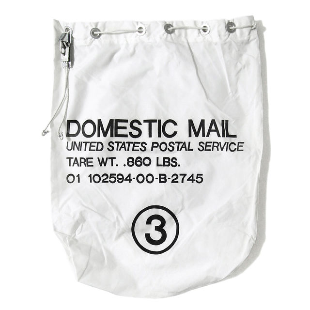 [mixi] UNITED STATES POSTAL SERVICE / DOMESTIC MAIL BAG