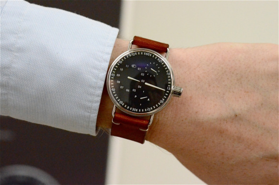 VIDEO: Ressence Watches, The Watch With No Hands, Explained By Founder And Designer BenoitMintiens - Watches Worth Knowing About - HODINKEE