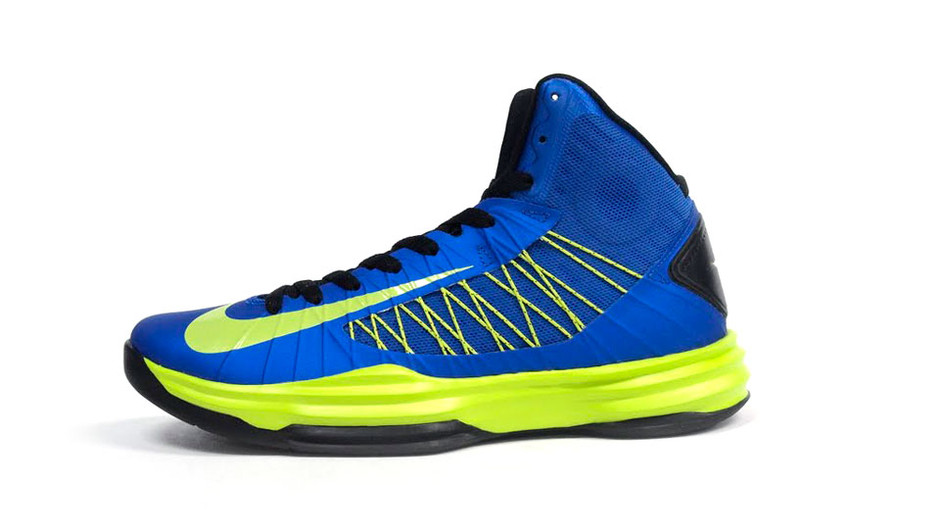 LUNAR HYPERDUNK 2012 「LIMITED EDITION for NONFUTURE」 BLU/L.GRN/BLK ナイキ NIKE | ミタスニーカーズ|ナイキ・ニューバランス スニーカー 通販
