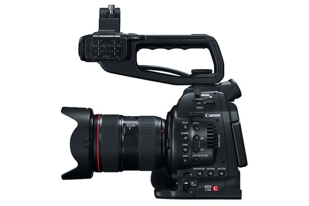 Canon U.S.A. : Professional Imaging Products : EOS C100