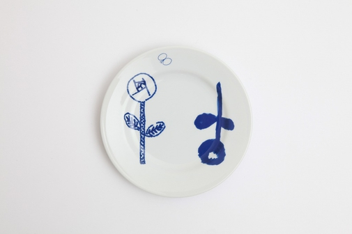 PASS THE BATON | mina perhonen Remake Plate 20cm