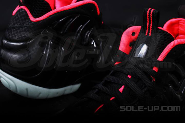 """Nike Air Foamposite Pro """"Solar Red"""" (First Look)"""