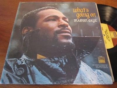 Whats Going On / MARVIN GAYE | 中古レコード・新譜CD 販売 通販 TIMEBOMB RECORDS 大阪