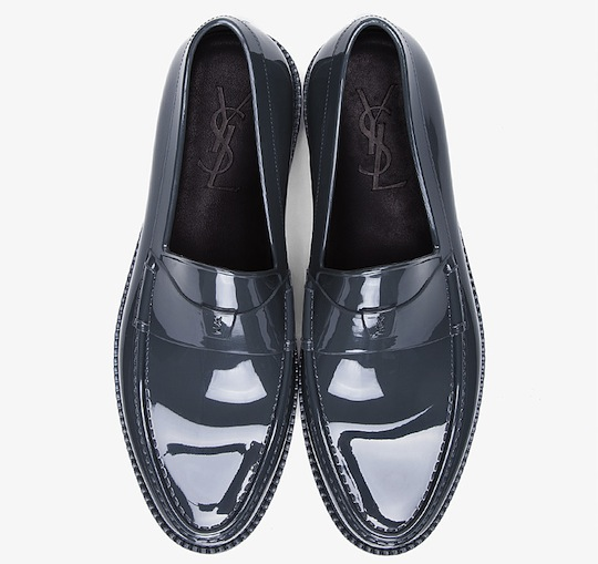 Yves Saint Laurent – Kennedy Show Loafers | Selectism.com