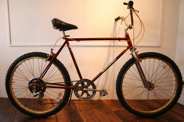 :::POINT No.39::: Vintage bicycle