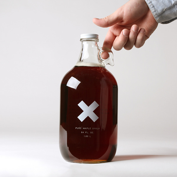 """Best Made Company — """"Big Jug"""" of Pure Organic Maple Syrup"""