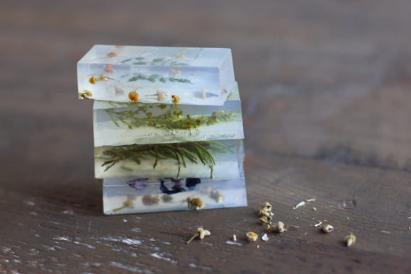 How To Make Flower Soaps   Free People Blog