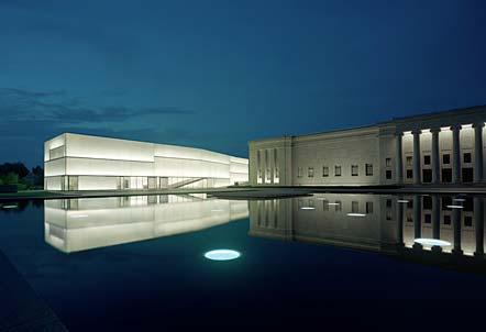 Nelson-Atkins Museum of Art architecture | Busyboo Design Blog