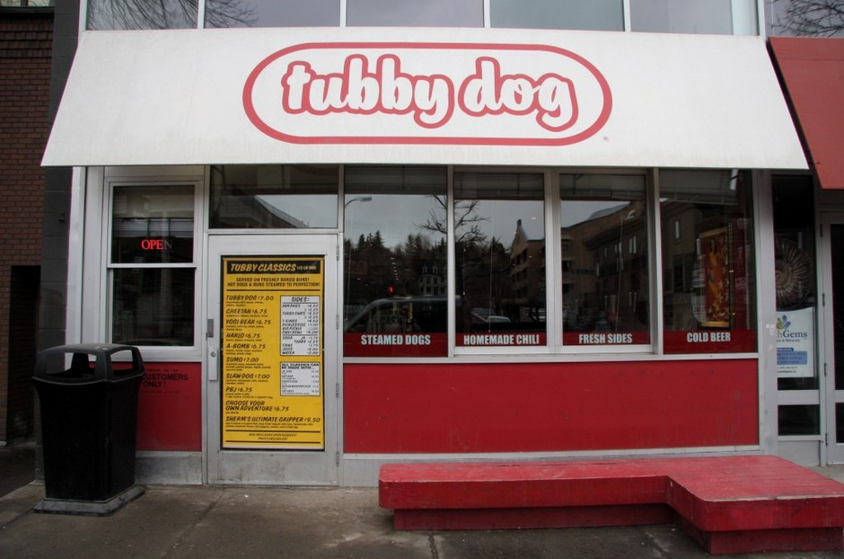 Weekly: The Cherry Bomb : Tubby Dog