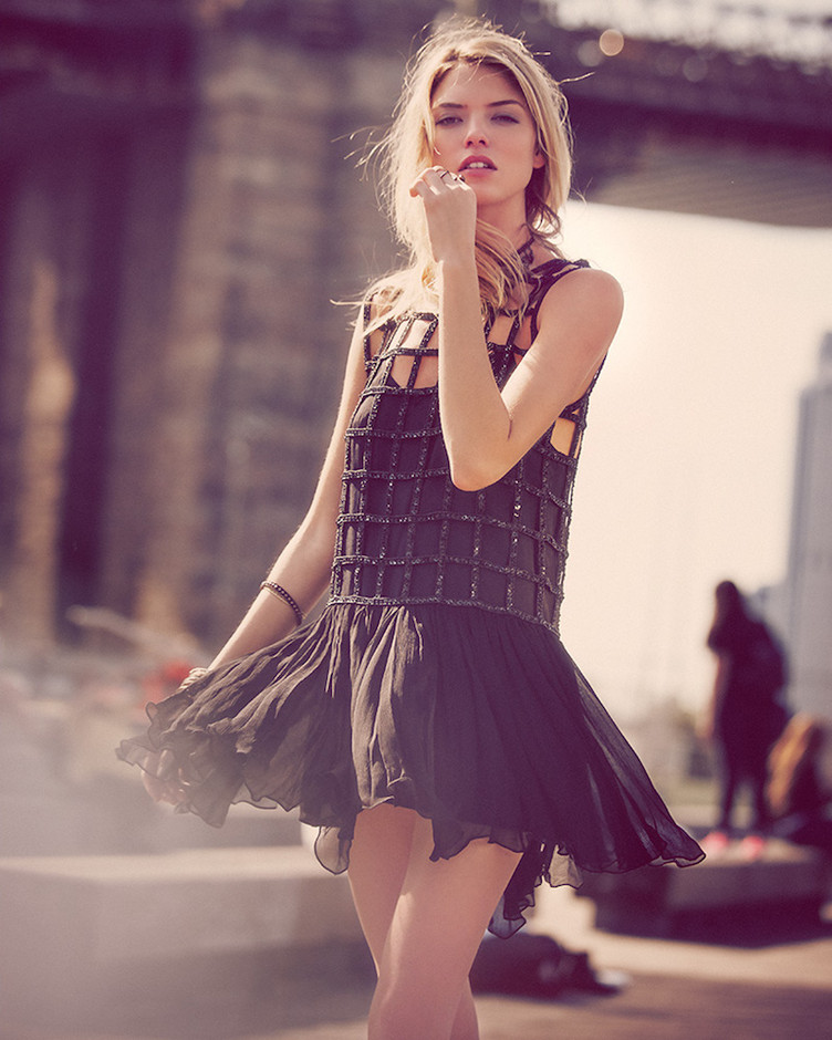 Gift Guide // Free People Holiday 2015 Lookbook at SHOPBOP – NAWO