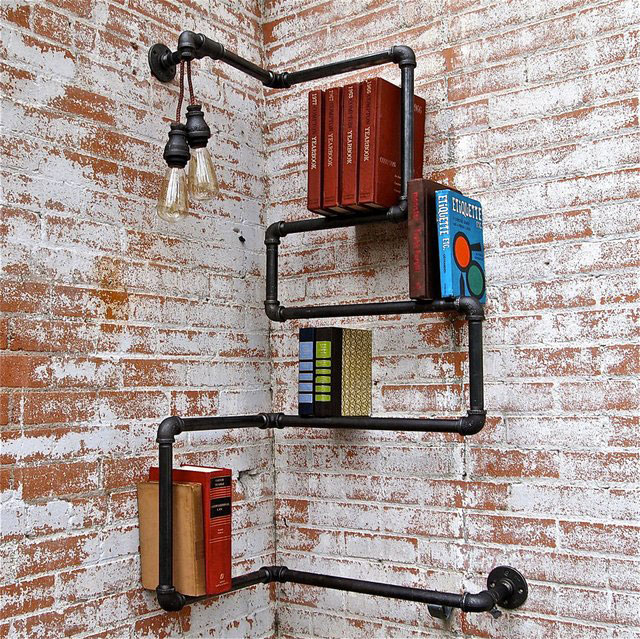 18 lovely, creative and unique shelves to decorate your walls - Blog of Francesco Mugnai