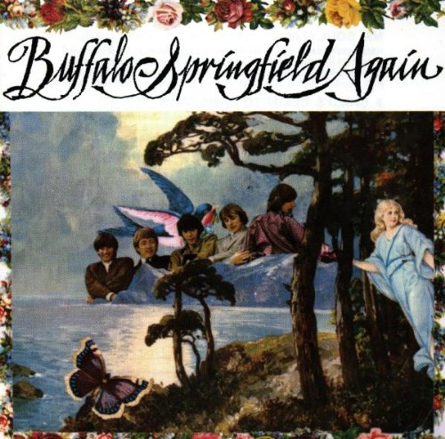 Buffalo Springfield Again: Buffalo Springfield: Amazon.co.uk: Music