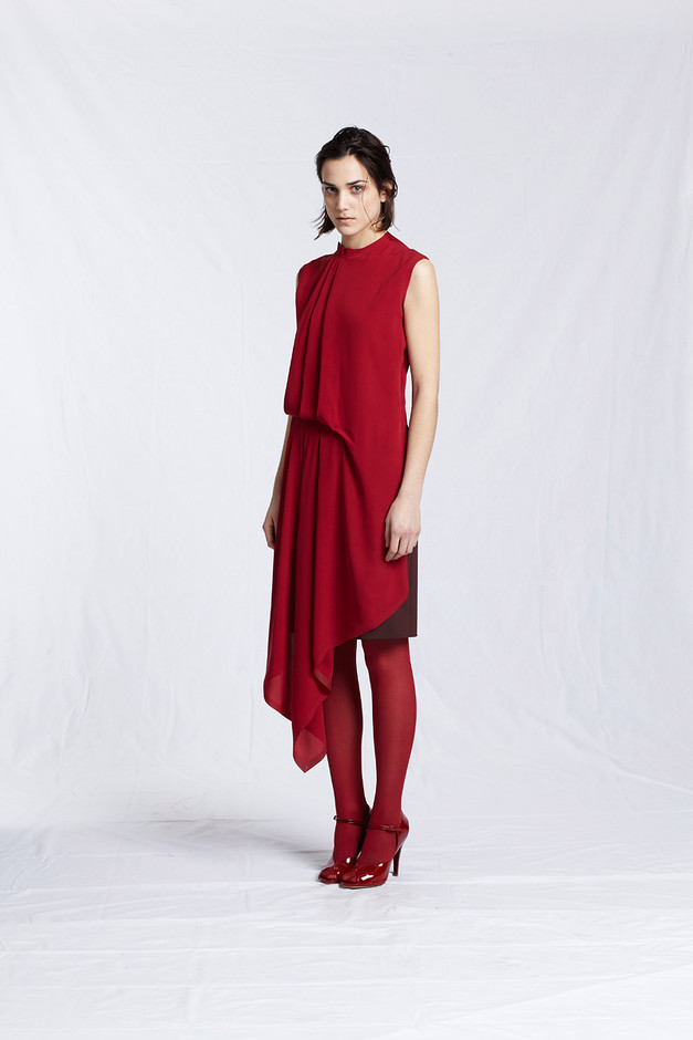 Maison Martin Margiela Pre-Fall 2012 - Review - Collections - Vogue