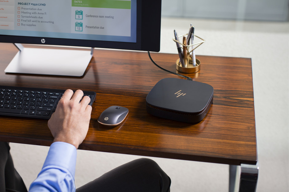 HP's Elite Slice is a modular PC that actually looks good