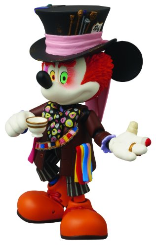 Amazon.co.jp: MAF MICKEY MOUSE (MAD HATTER Ver.): ホビー