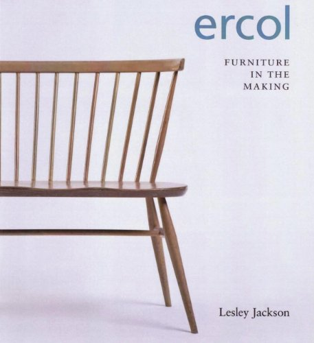 Amazon.co.jp: Ercol: Furniture in the Making: Margaret Howell, Lesley Jackson: 洋書