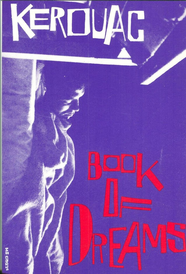 Book of Dreams by (Kerouac, Jack) from Water Row Books | Sudbury , MA | Bibliopolis