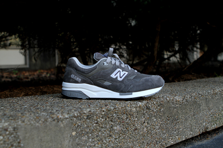 New Balance 1600 - Grey | Sneaker | Kith NYC