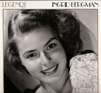 Amazon.com: Ingrid Bergman (Legends) (9780316583701): Sheridan Morley, John Kobal: Books