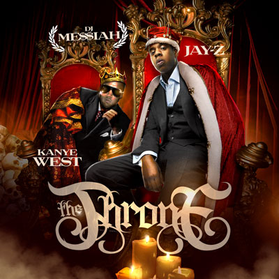 Various Artists - Jay-Z x Kanye West Mixtape | CrackMixtapes.com