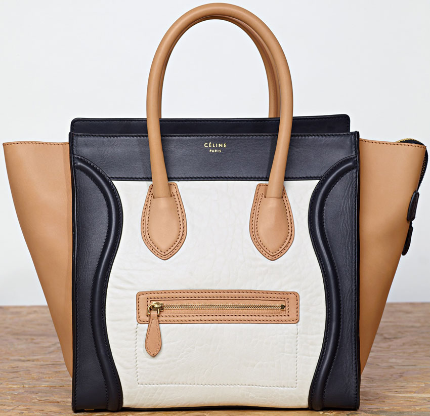 Celine Spring/Summer 2011 bags and totes - Rock The Trend
