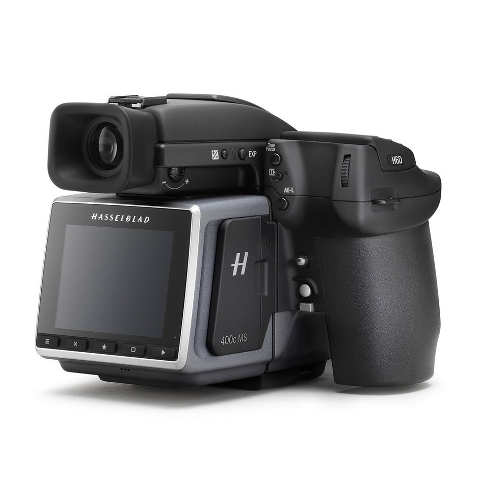 HASSELBLAD INTRODUCES THE H6D-400c MS, A 400 MEGAPIXEL MULTI-SHOT CAMERA