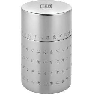 Tea Matter, tea caddy - Alessi container for tea leaves