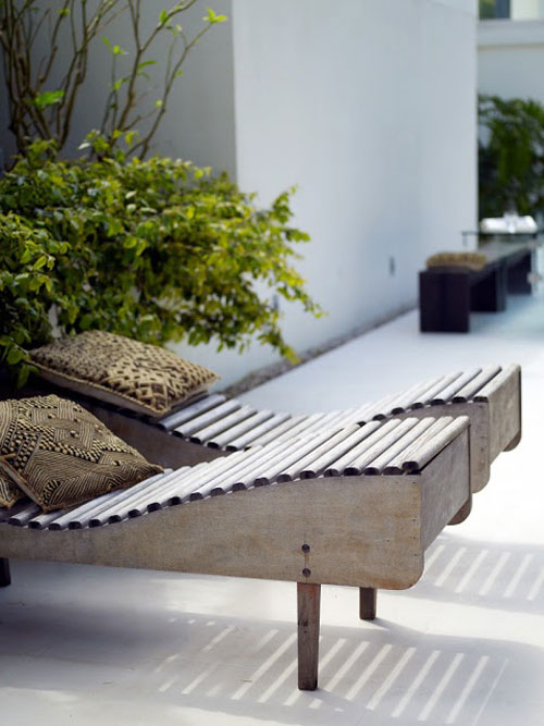 10 BEAUTIFUL OUTDOOR AREAS | the style files