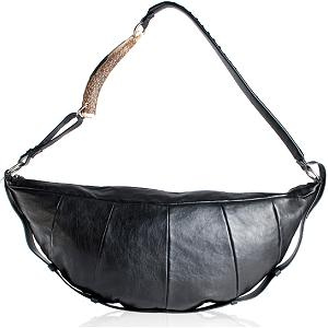 Yves Saint Laurent 'Mombasa' Leather Sling Shoulder Handbag   Yves Saint Laurent Handbags from Bag Borrow or Steal™