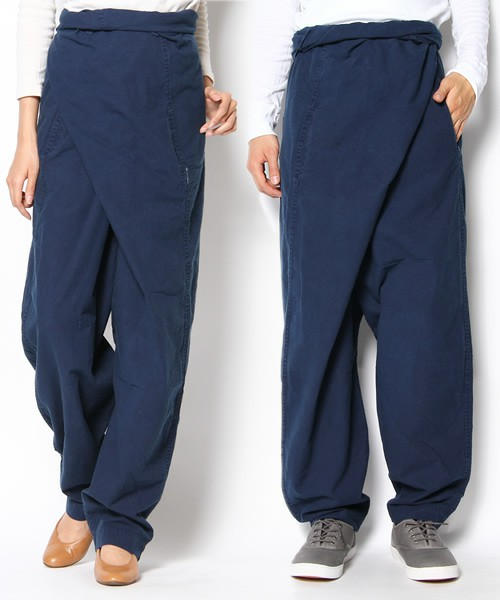 The Solar Garden MEN / ORGANIC COTTON WRAPPED PANTS (ZOZOTOWN / CWLS LIMITED COLOR)(パンツ) - ZOZOTOWN