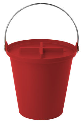 H2O Bin Red by Authentics