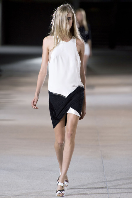 Anthony Vaccarello Spring 2013 Ready-to-Wear Collection Slideshow on Style.com