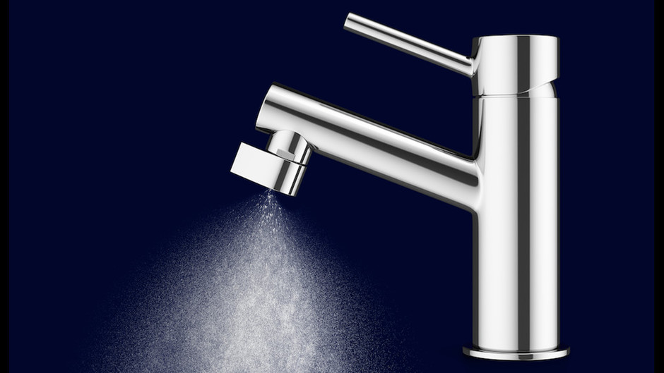 Altered:Nozzle - Same tap. 98% less water. by Altered: — Kickstarter