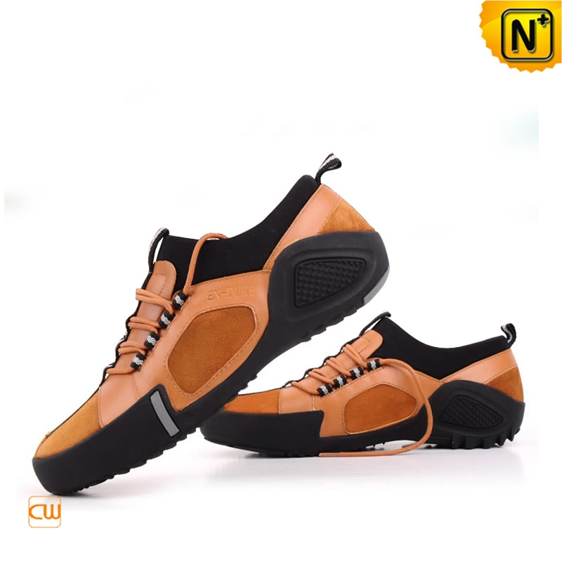 Men's Causal Leather Sport Loafers Shoes CW701110 | CWMALLS