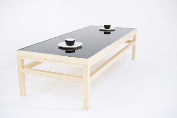 Ripple Effect, the tea table as a small pond - Home Improvement, Home Remodeling and Custome Homes on Design Ideas